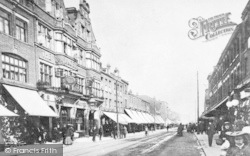 Ilford, High Road c.1910