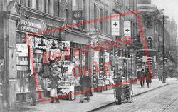 Ilford, High Road c.1913