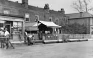 Ilford, High Road Near Willow Walk 1893