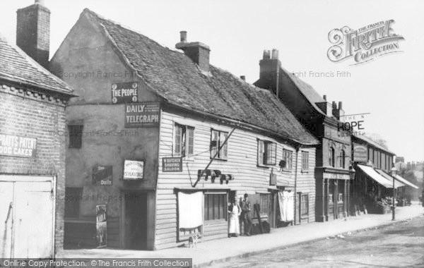 Photo of Ilford, Ilford Lane 1905