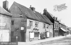 Ilford, Ilford Lane 1905