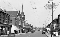 Ilford, Ilford Lane 1948