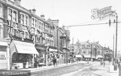 Ilford, Ilford Lane, Towards Broadway 1908