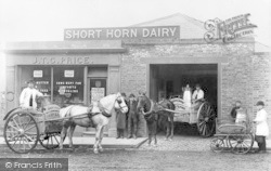 Ilford, Short Horn Dairy 1887