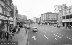 Ilford, The Broadway c.1965