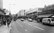 Ilford, The High Road c.1965
