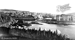 Ilfracombe, From Capstone Parade c.1868