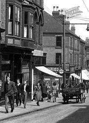 Bath Street 1949, Ilkeston