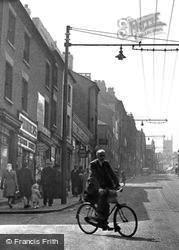 Bath Street c.1949, Ilkeston