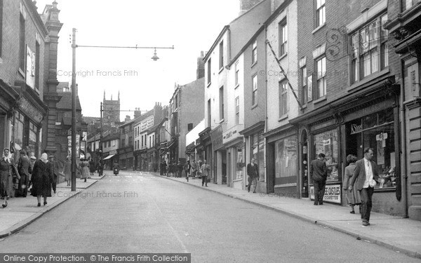 Ilkeston, Bath Street c1949