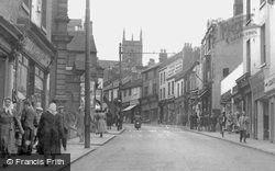 Bath Street c.1955, Ilkeston