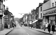 Ilkeston, Bath Street c1955