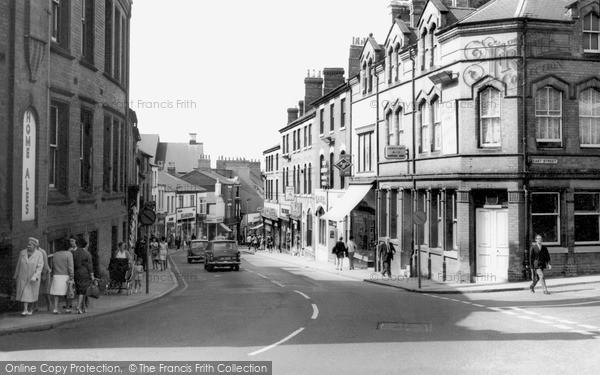 Photo of Ilkeston, Bath Street c.1965