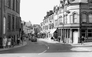 Ilkeston, Bath Street c1965