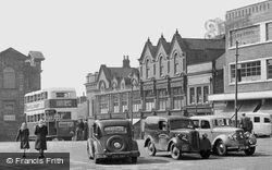 Market Place c.1950, Ilkeston