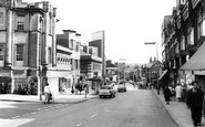Ilkeston, South Street c1965