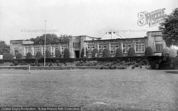 Photo of Ilkeston, The Grammar School c.1950