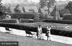 Victoria Park c.1950, Ilkeston