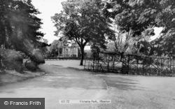 Victoria Park c.1965, Ilkeston