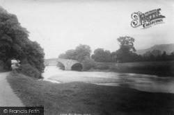 Ilkley, Bridge 1893