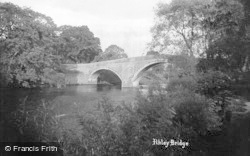 Ilkley, Bridge c.1910