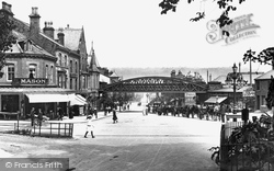 Ilkley, Brook Street 1911