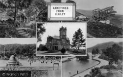 Ilkley, Composite c.1955