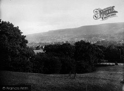 Ilkley, From West 1921