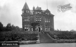Ilkley, Semon's Home 1925