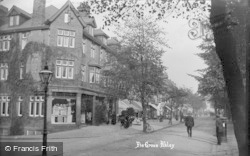 Ilkley, The Grove c.1910