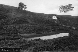Ilkley, The Moors And White Wells 1914