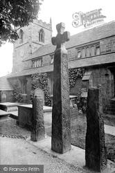 Ilkley, The Saxon Crosses 1916