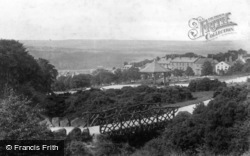 Ilkley, West View Park 1906
