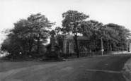 Illingworth, Bradshaw Church And Memorial c.1960