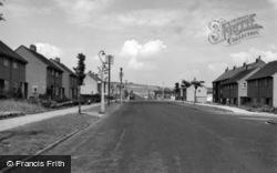 Illingworth Road c.1960, Illingworth