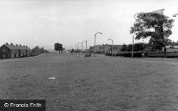 Keighley Road c.1960, Illingworth