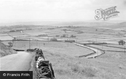 Illingworth, View From Soil Hill c.1960