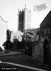 Ilminster, Church 1959