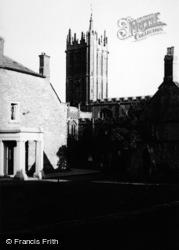 Ilminster, Church 1963