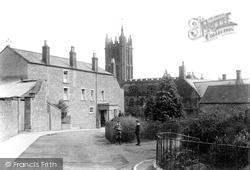 Ilminster, Court Barton 1907