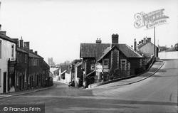 Ilminster, East Street c.1955