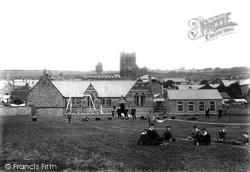 Ilminster, Grammar School  1907