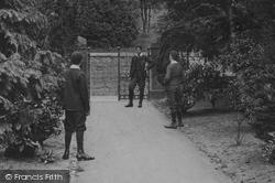 Ilminster, Grammar School Schoolboys 1907