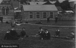 Ilminster, Grammar Schoolboys 1907