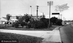 Ilminster, Horlicks Dairy c.1955