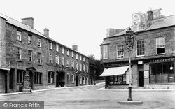 Ilminster, Market Square 1907