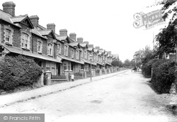 Ilminster, New Road 1907