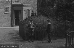 Ilminster, School Boys 1907