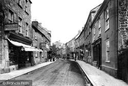 Ilminster, Silver Street 1907
