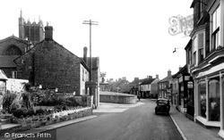 Ilminster, Silver Street c.1950